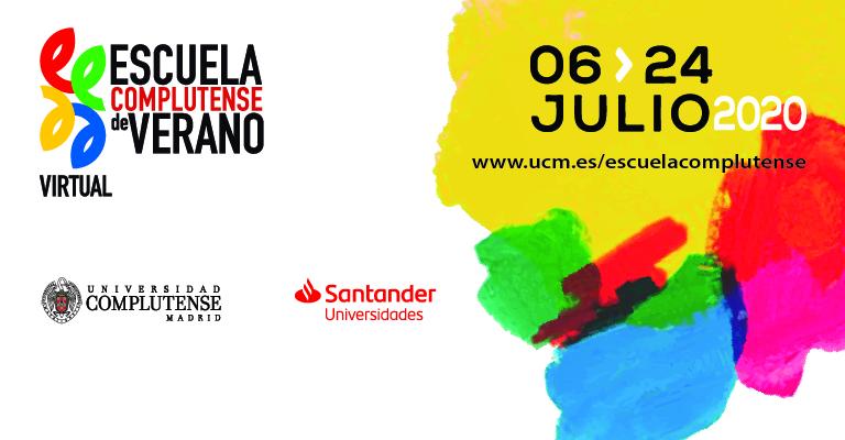 Cursos Virtuales De La Escuela Complutense De Verano 6 24 Julio 2020 Fundacion Sur